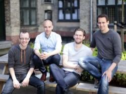 Di Gründer von Drivr, eine rin Dänemark und Litauen entwickelten, in Skandinavien, Großbritannien und dem Baltikum bereits eingeführten Plattform für Taxiunternehmen (Bild: Drivr)