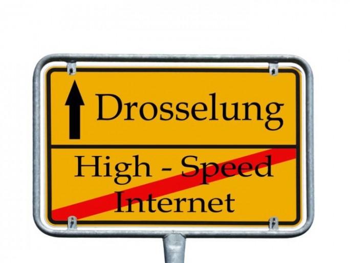 Drosselung (Bild: Shutterstock/PhotographyByMK)