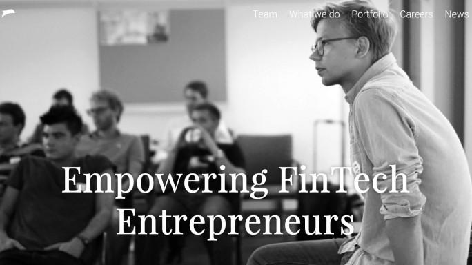 "Finleap betätigt sich als ""Company Builder"" und fördert Unternehmen aus dem Fintech-Bereich. (Screenshot: ITespresso)"