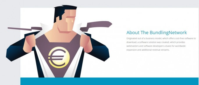 """Freemium.com bewirbt sein Geschäftsmodell Softwarenabieteren gegenüber als """"Bundling Network"""" und verspricht ihnen weltweite Verbreitung und zusätzliche Einnahmequellen (Screenshot: ITespresso)"""