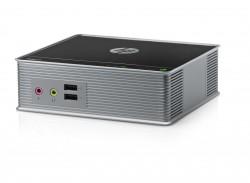 HPs t310 Zero Client ist speziell für VMware-Umgebungen konzipiert. (Foto: HP)