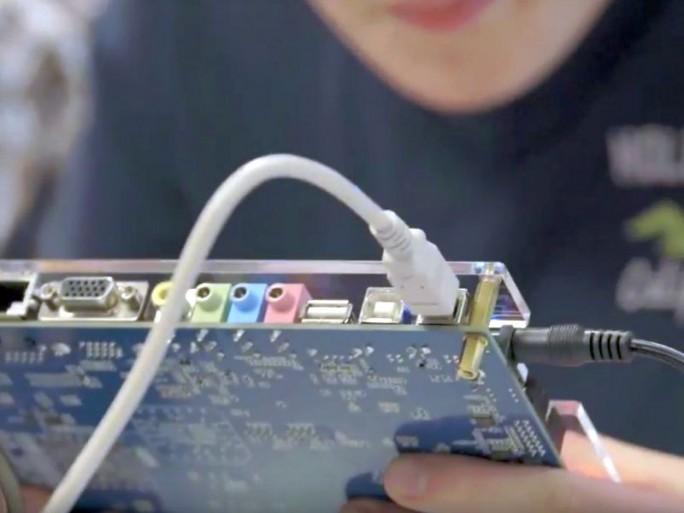 Invent a Chip Wettbewerb (Screenshot: ITespresso bei Youtube)
