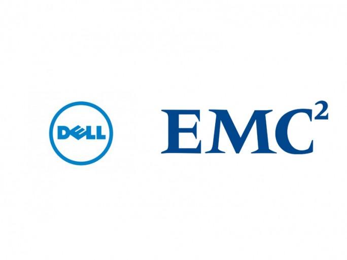 Dell kauft EMC (Grafik: Dell und EMC)
