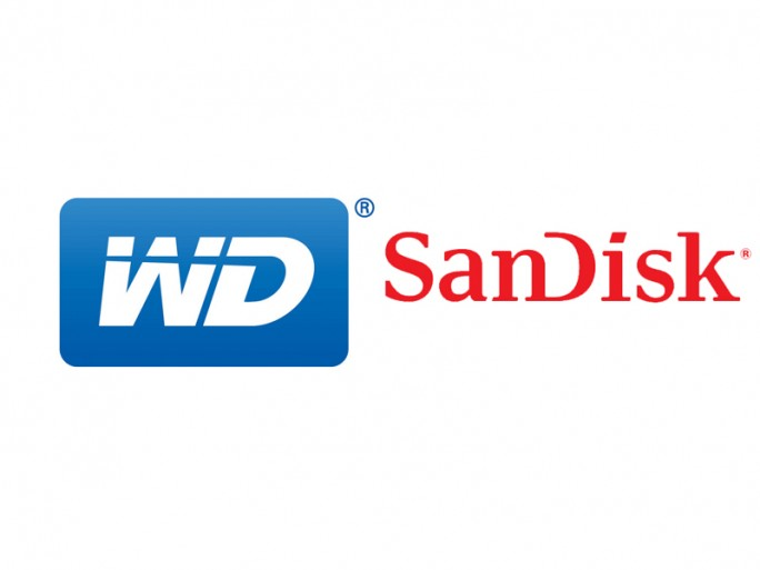 WD kauft SanDisk Logos (Grafik: WD und SanDisk)