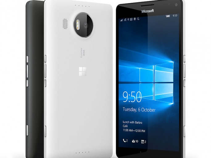 Microsoft Lumia 950 XL (Bild: Bild)