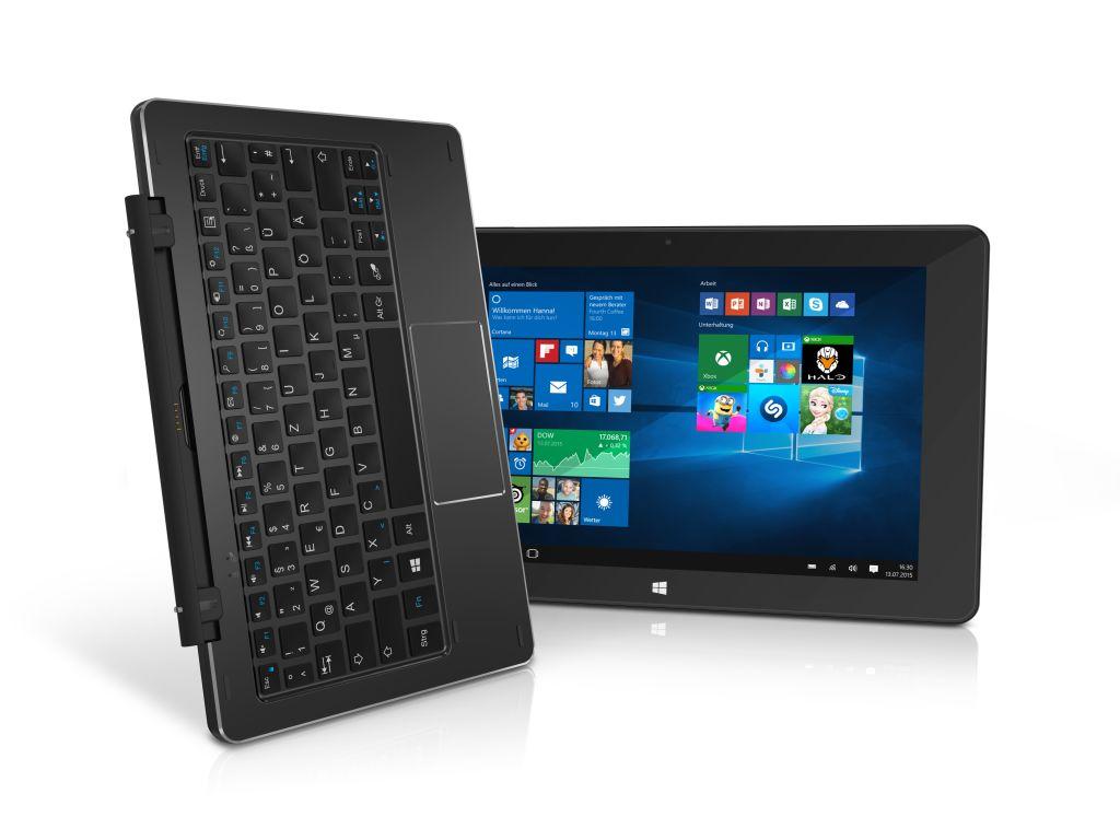 Surftab Duo W1 Trekstor Bringt 10 1 Zoll Tablet Mit