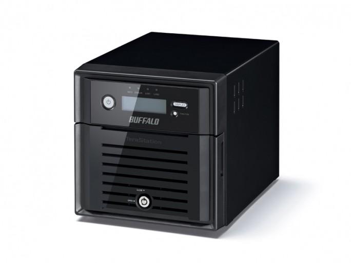 TS3200 (Bild: Buffalo)