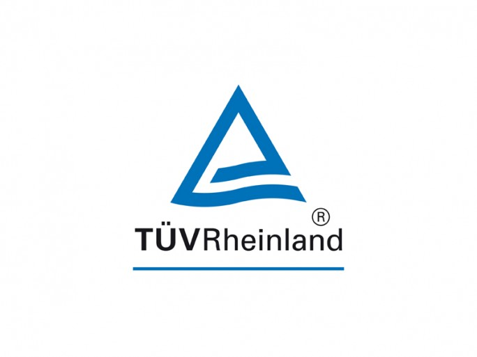TÜV Rheinland LOgo (Grafik: TÜV Rheinland)