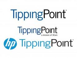 Zehn Jahre, drei Logos: Mit dem Kauf durch Trend Micro geht für TippingPoint eine Odyssee zu Ende (Grafik: ITespresso)