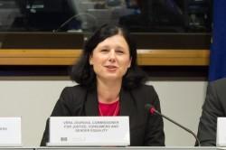 EU-Kommissarin Vĕra Jourová (Bild: EU /Creemers Lieven)