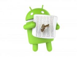 Die schon im Herbst 2014 angekündigte Verschlüsselung bei Android kommt jetzt mit Android 6.0 zumindest für Geräte der Oberklasse (Gafik:  ITespresso mit Material von Google und Shutterstock/Cousin_Avi)