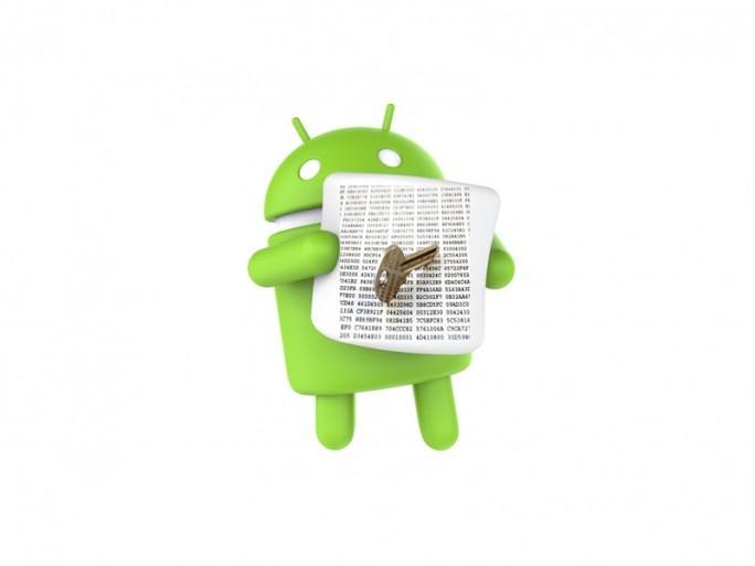 Android Verschlüsselung (Bild: ITespresso mit Material von Google und Shutterstock)