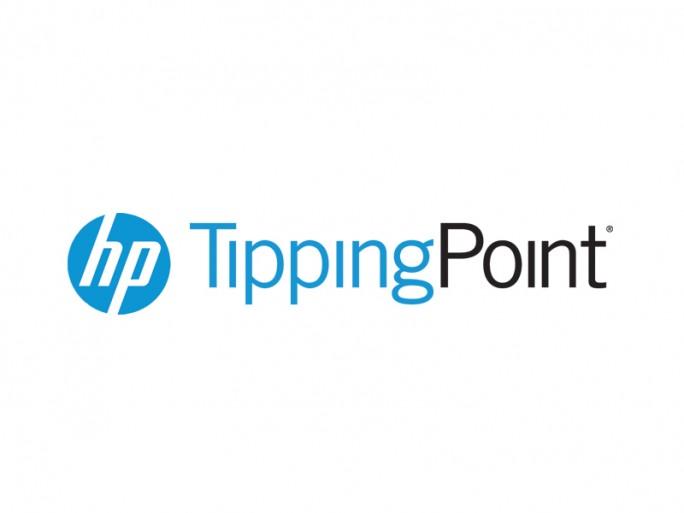 HP TippingPoint Logo (Grafik: HP)