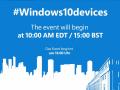 Microsoft-Event am 6. Oktober 16:00 Uhr (Screenshot: ITespresso.de)