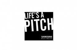 Life´s aPitch Lgo (Grafik: Samsung)