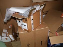 Aufkommen an Verpackungsmüll nimmt durch Online-Handel stark zu (Bild: ITespresso)