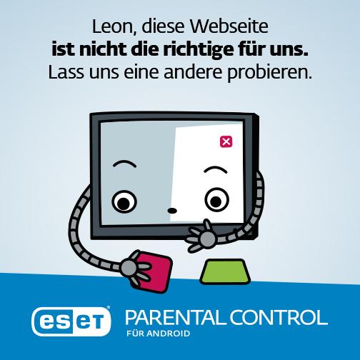 Eset Parental Control (Screenshot: Eset)