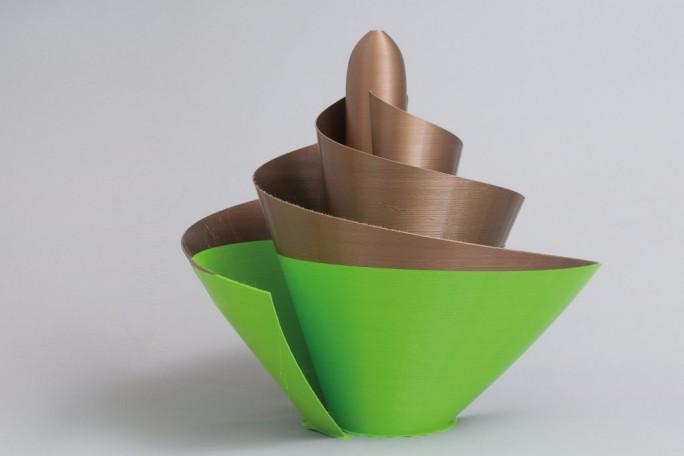 Weiteres Objekt aus einem 3D-Drucker von BigRep (Bild: BigRep)