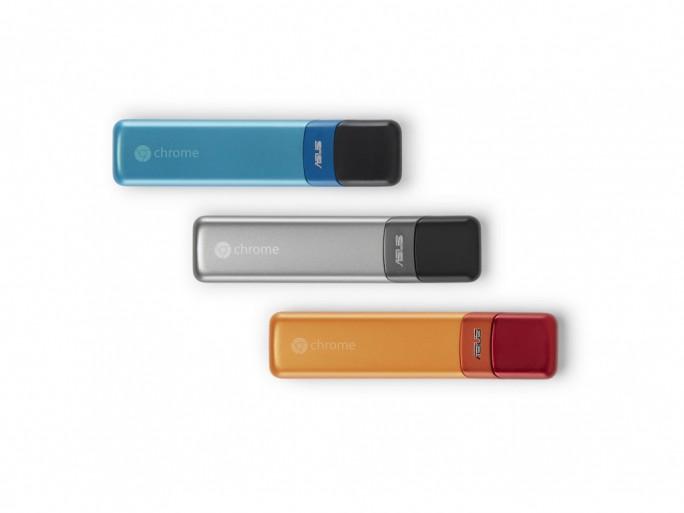 Chromebit von Asus (Bild: Google)