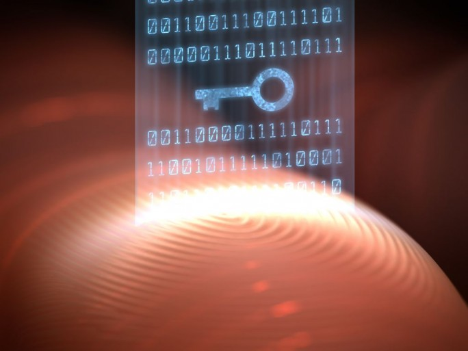 Digitale Identität (Bild: Shutterstock/ktsdesign)