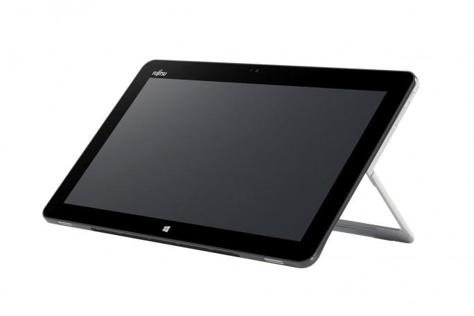Als einer der ersten Tablets ist das Stylistic R726 auch in einer Version mit einem matten Non-Glare-Display erhältlich (Foto: Fujitsu)