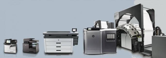 Die Page Wide Technology kommt bei HP in einer Vielzahl von Geräten in unterschiedlichen Segmenten zum Einsatz. Von der nun von Memjet erwirkten einstweiligen Verfügung ist nur ein kleiner Teil davon betroffen (Bild: HP).