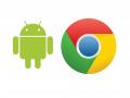Android und Chrome (Grafiken: Google)