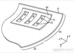 Zeichnung aus Apples Patentantrag (Bild: Apple / USPTO)