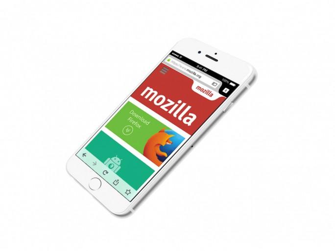 Firefox auf iPhone (Grafik: Mozilla)