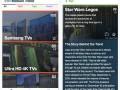 IBM Watson Trend App (Screenshot: ITespresso bei iTunes)