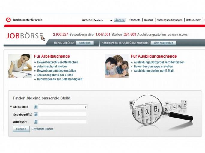 Arbeitgeber bekommen nach Jobcenter-Anzeige Phishing-Mails (Screenshot: ITespresso)