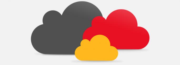 Microsoft will künftig Cloud-Dienste aus von Partnern verwalteten Rechenzentren in Deutschland erbringen (Grafik: Microsoft).