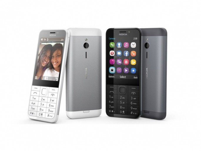 Nokia 230 und Nokia 230 Dual-SIM (Bild: Microsoft)