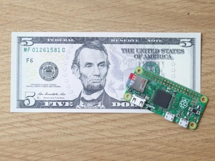 pi-zero (Bild: Raspberry Pi Foundation)