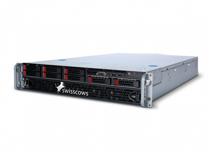Swisscows Enterprise Search Server L (Bild: Hulbee)