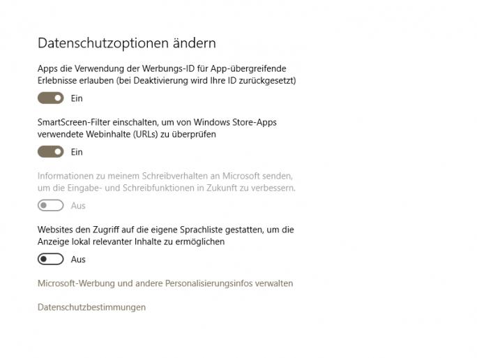 windows-10-datenschutz (Bild: Microsoft)