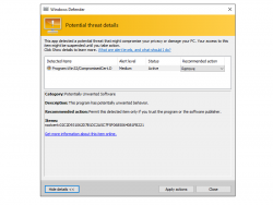 windows-defender-dell-cert-removal-2 (Screenshot: Ed Bott/ZDNet.com)