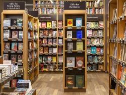 Amazons Buchladen in Berlin könnte aussehen, wie der in Seattle (Bild: Amazon)