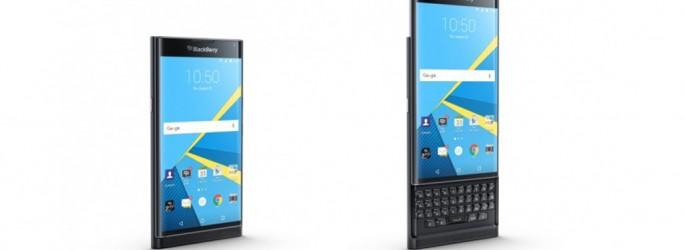 Blackberry Priv (Bild: Blackberry)