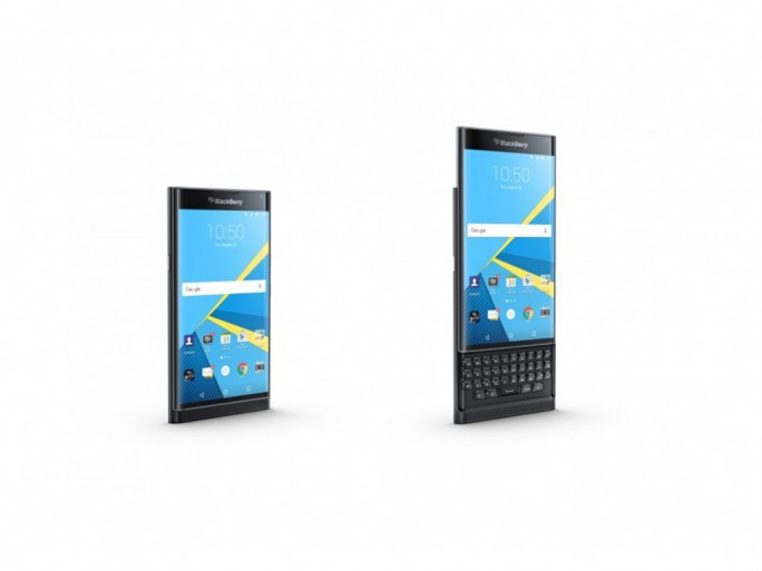 Blackberry Priv (Bild: Blackberry)