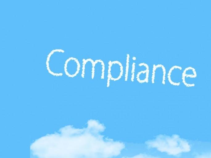 Compliance Cloud (Bild: Shutterstock/Nattapol Sritongcom)