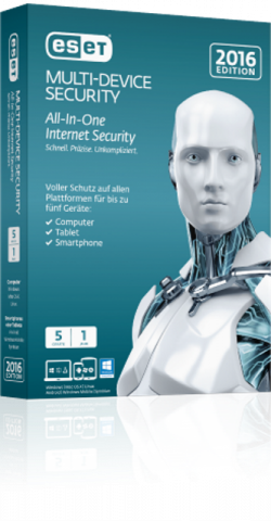 Eset Multi-Device Security (Bild: Eset)