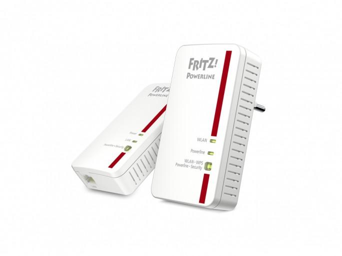 Fritz Powerline 1240E (Bild: AVM)