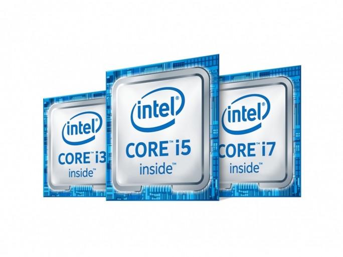Intel-Core-Prozessoren (Bild: Intel)