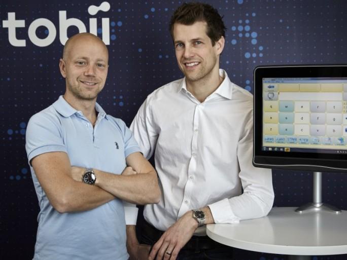 Die Schweden John Elvesjö und Marten Skogö erfanden nicht nur eine vom Europäischen Patentamt als besonders bemerkenswert ausgezeichnete Eyetracking-Technologie, sondern schafften mit ihrem Unternehmen 2015 im Gegensatz zu vielen US-Technikfirmen auch einen erfolgreichen IPO (Bild EPO).