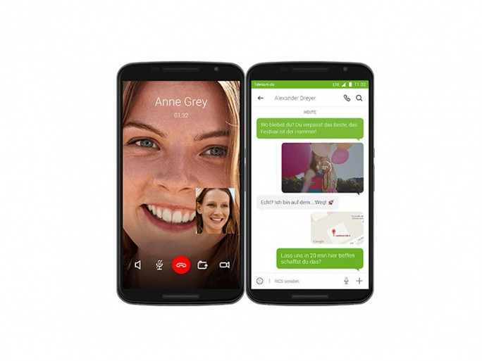 Message+ auf Android (Bild: Deutsche Telekom)