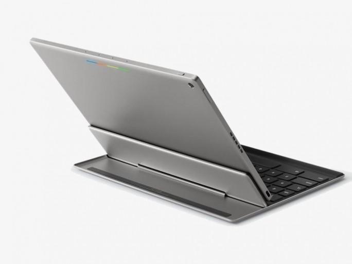 Das Pixel C wird nur in Silber angeboten (Bild: Google)