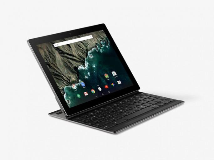 Pixel C mit Tastatur (Bild: Google)