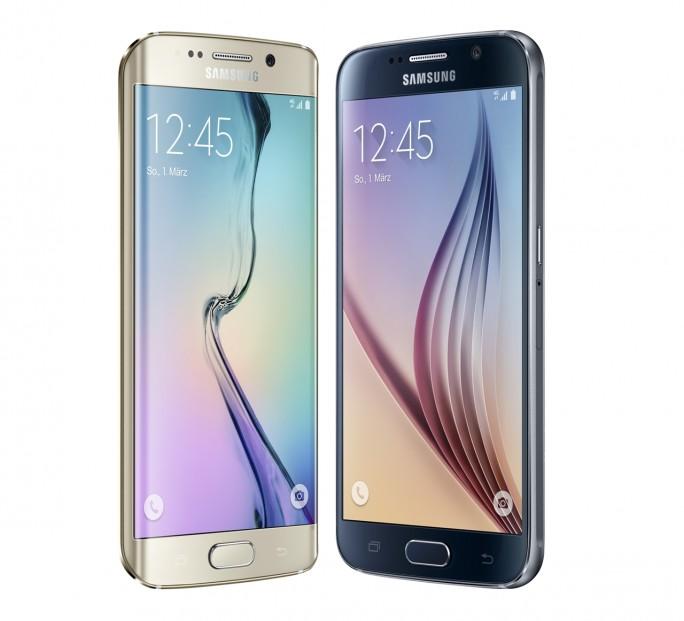 Galaxy S6 (Bild: Samsung)