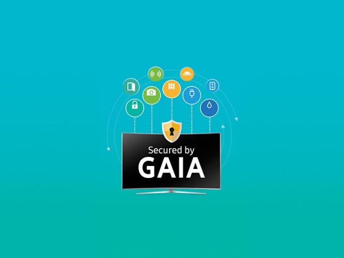 Samsung Gaia (Bild: Samsung)